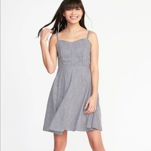 NWT Old Navy Gingham dress size L